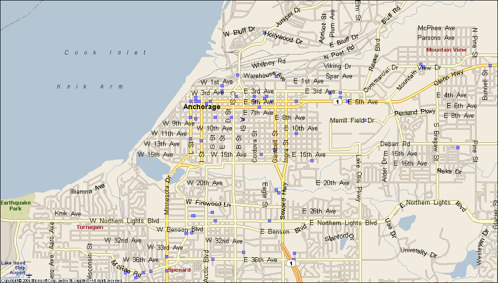 anchorage city map afputra